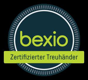 Bexio Treuhänder Bagde